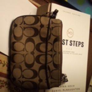Coach Bags - Wristlet, (wallet)